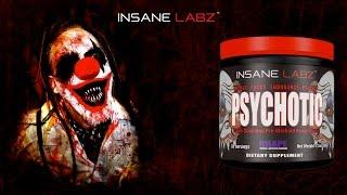 Psychotic Insane Labs - предтренировочный комплекс Психотик (Отзыв)(Купить предтрен Psychotic в нашем интернет-магазине: ..., 2015-07-21T19:18:04.000Z)