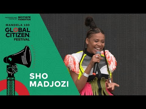 Sho Madjozi Performs
