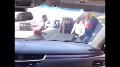 6ix9ine Fight At LAX Different Camera View