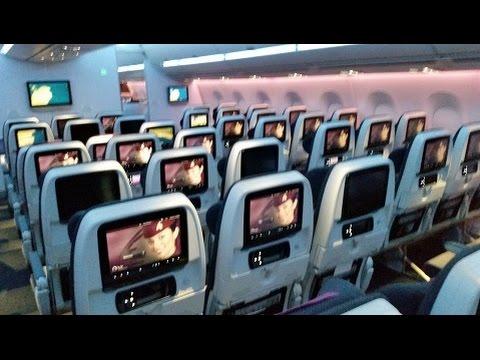 ✈ Airbus A350XWB eXtra Wide Body plane