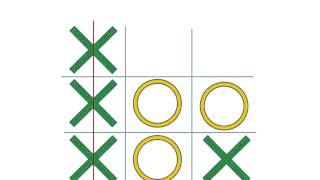 Repeat youtube video Tic Tac Toe - Never Lose (Usually Win)