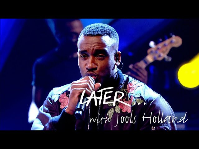 Bugzy Malone performs Drama on Later... with Jools Holland