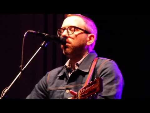 City and Colour - Casey's song, We found each other in the dark Lichtburg Essen Germany 16.06.2013