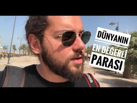 Dünyanın En Değerli Para Birimi Kuveyt Vlogu Youtube