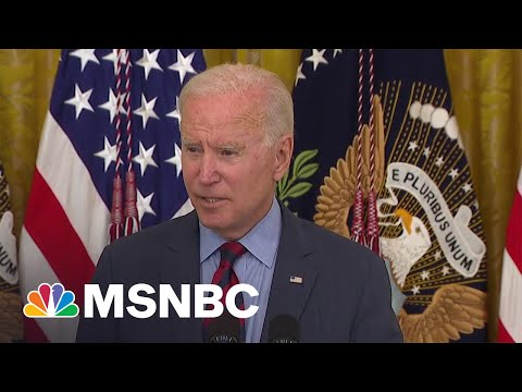 Biden On Cuomo Sexual Harassment Report: 'I Think He Should Resign'