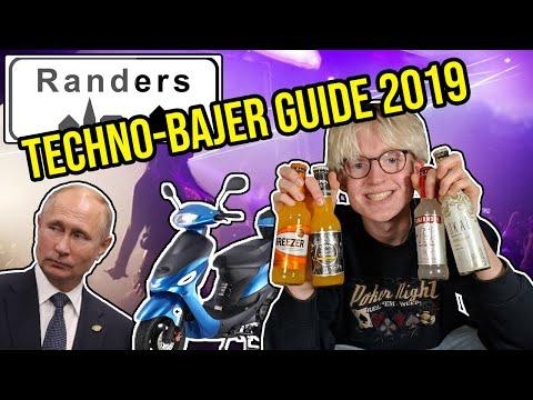 DEN STORE TECHNO-BAJER-GUIDE 2019(IK' FOR BRNER)