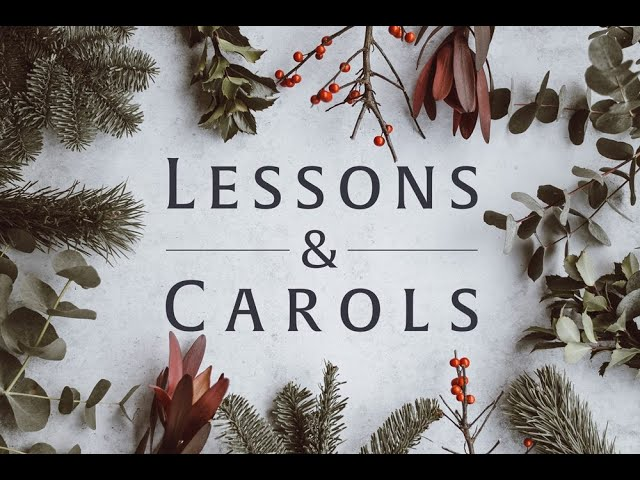 Anglican Chaplaincy of Midi Pyrenees & Aude Online Festival of Lessons and Carols