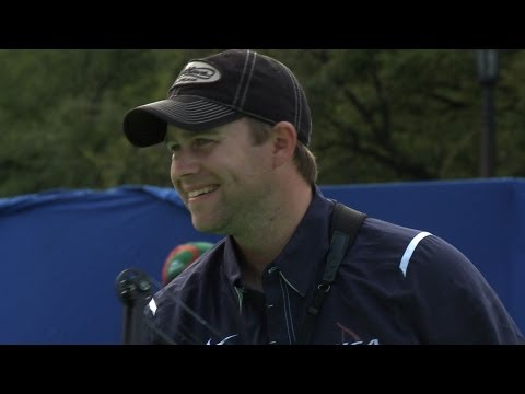Archery World Cup 2012 - Final Stage - 1/2 Match #2.2