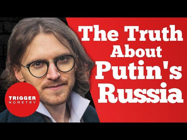 The Truth About Putin's Russia - Mikhail Svetov