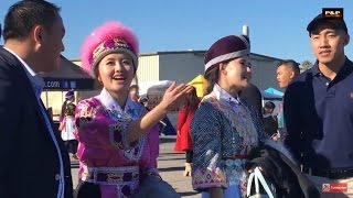 Fresno Hmong International New Year 2016 - 2017 First Day