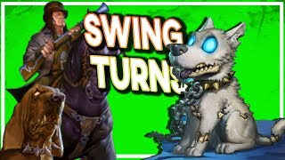 Hearthstone: The Swingiest Game Of Hearthstone