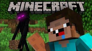 Why Endermen Steal Blocks - Minecraft