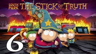 SOUTH PARK The Stick of the Truth | Let's Play en Español | Capitulo 6