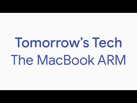 Tomorrow's Tech | The MacBook ARM