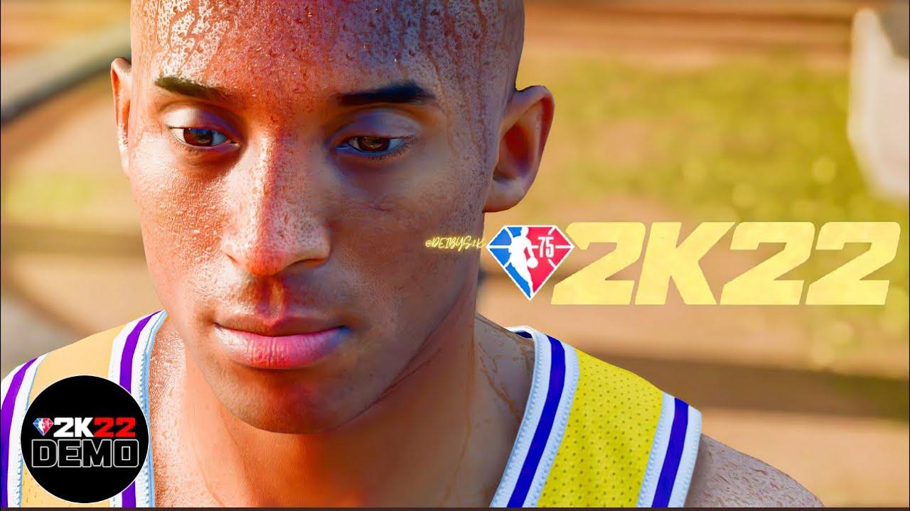 The NBA 2K22 PRELUDE DEMO..