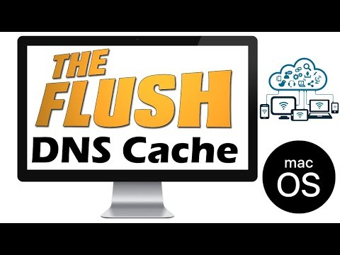 How to Flush or Clear/ Reset DNS Cache on Mac   MacOS Mojave, High Sierra or Earlier