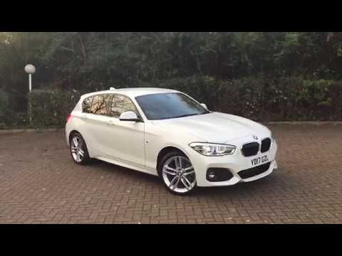 BMW 120d M Sport XDrive Approved Used Car