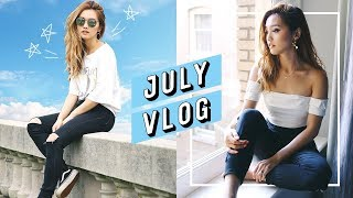 What I've Been Up To | End of July Vlog