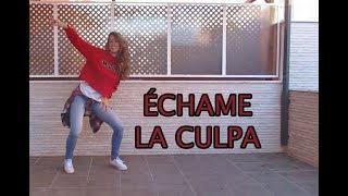 ECHAME LA CULPA COREOGRAFIA Luis Fonsi, Demi Lovato ZUMBA