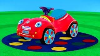 Мультик - Игрушка для малышей. Развивающие машинки Зим Зум
