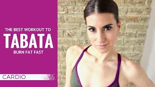 Tabata | The Best Workout to Burn Fat Fast