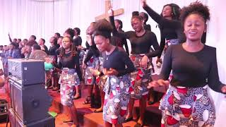 Fungua macho~USCF Mlimani Praise & Worship team Exclusive P&W season 06~~ Revelation Portal