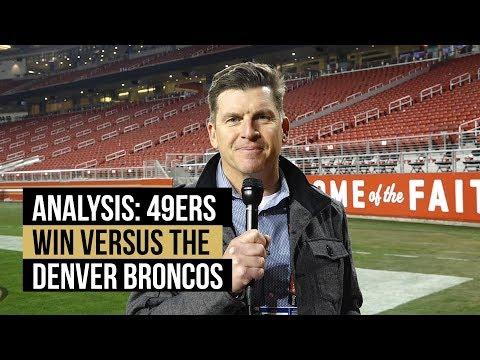 Analysis: 49ers NFL Week 14 Win Versus Broncos