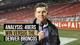 Analysis: 49ers NFL Week 14 win versus Broncos