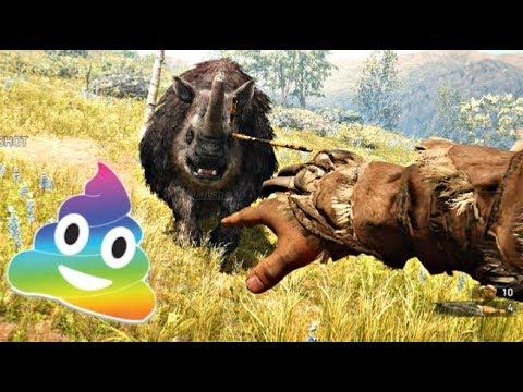 Л*йна от Носорог :D - Far Cry Primal #15 thumbnail
