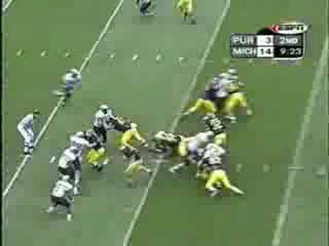 1999: Michigan 38 Purdue 12