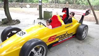 자동차가 엄청 많이 전시되어 있어요!! 서은이의 제두도 자동차 박물관 체험 스포츠카 타요 버스 미니 버스 경찰 토끼 Car Museum