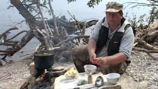 Рыбный стол. Бурлацкая уха
