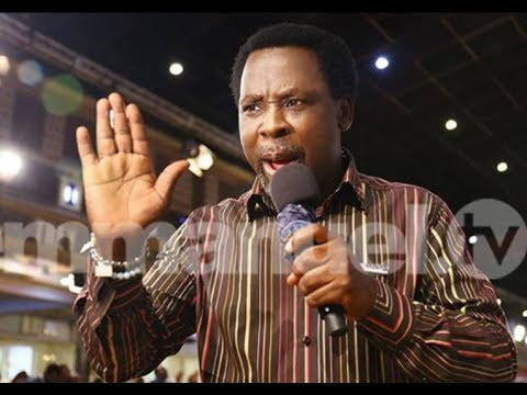 SCOAN 23/07/17: Mass Prayer, Prophecy, Deliverance & All Nations Prayer with TB Joshua (Part 3/3)