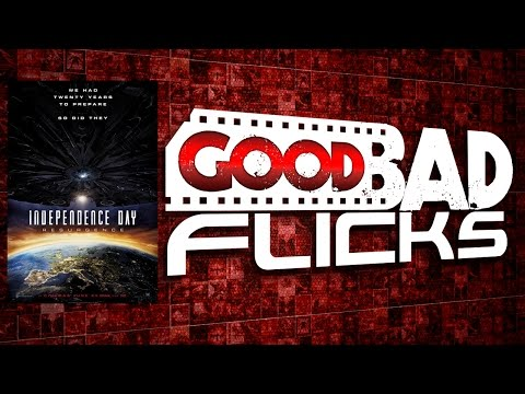 Independence Day Resurgence - Movie Review