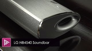 lG NB4540 Soundbar Review