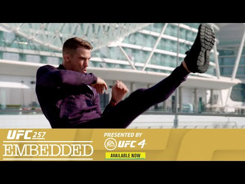 UFC 257 Embedded: Vlog Series - Episode 2