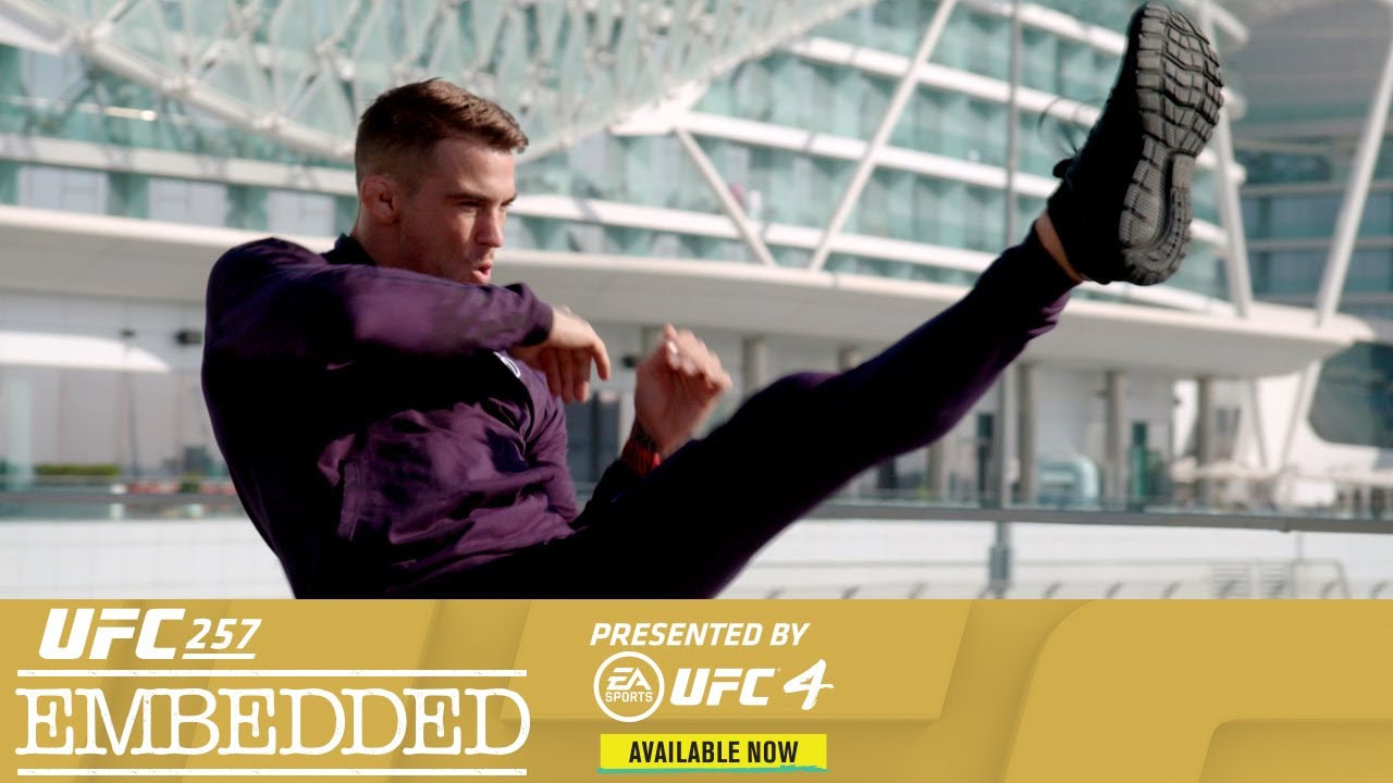 UFC 257 Embedded: Vlog Series - Episode 2 - download from YouTube for free