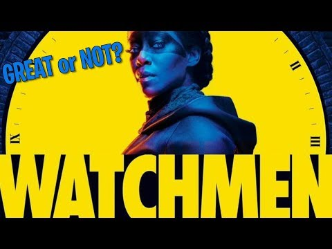 Is Watchmen Really that Great?