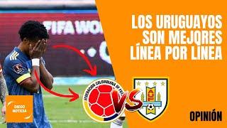 COLOMBIA VS URUGUAY COPA AMÉRICA 2021 | Uruguay favorito ante Colombia | Diego Rueda oficial