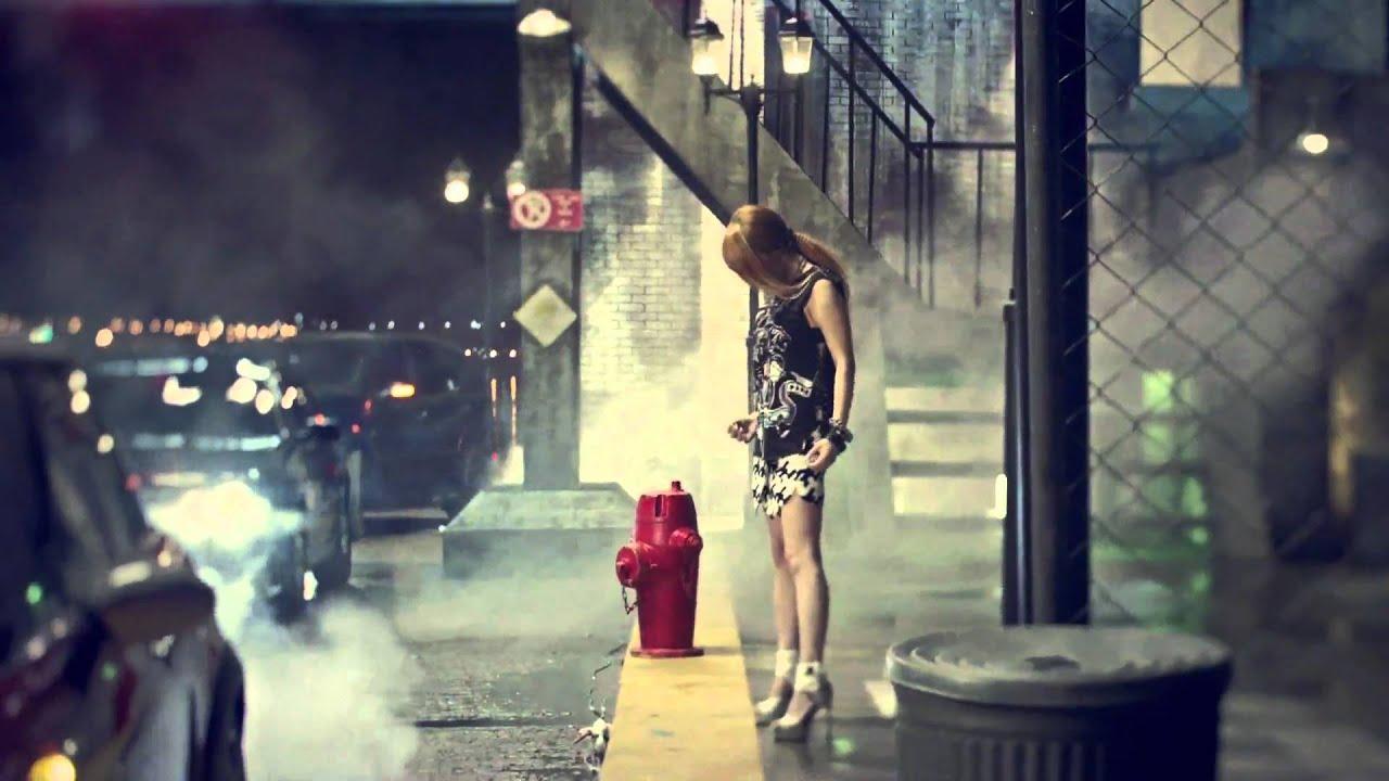 Single Girl Hd Wallpaper 2ne1 Lonely M V Youtube