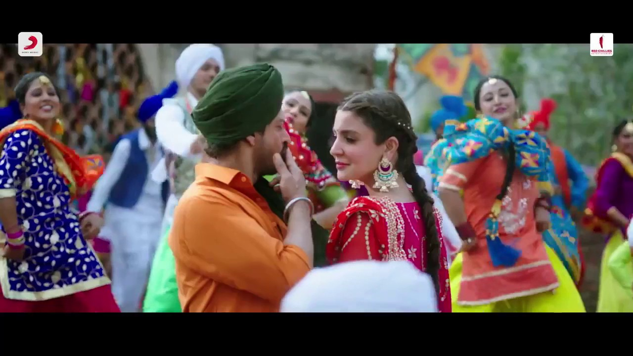Download Butterfly song teaser | Jab Harry Met Sejal | Shahrukh Khan | Anushka Sharma