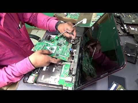Dell N5010 Motherboard Replacement and Explained
