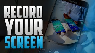 How to Record Your Android Screen WITHOUT ROOT or Computer! FOR FREE! (2015/2016 Tutorial)