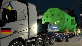 Euro Truck Simulator 2   Промышленный теплообменник.