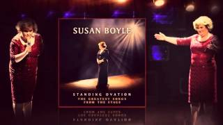 SUSAN BOYLE - Standing Ovation - Promo Cd.