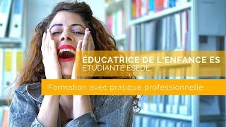 Ludivine - Éducatrice de l'enfance ES (en formation en emploi)