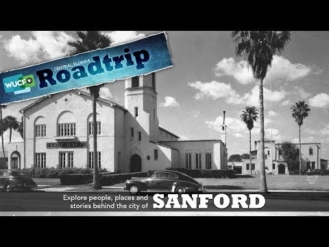 Central Florida Roadtrip - Sanford, Florida