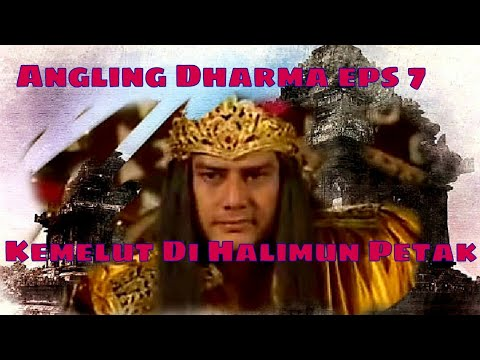 Angling Dharma Episode 7 - Kemelut Di Halimun Petak