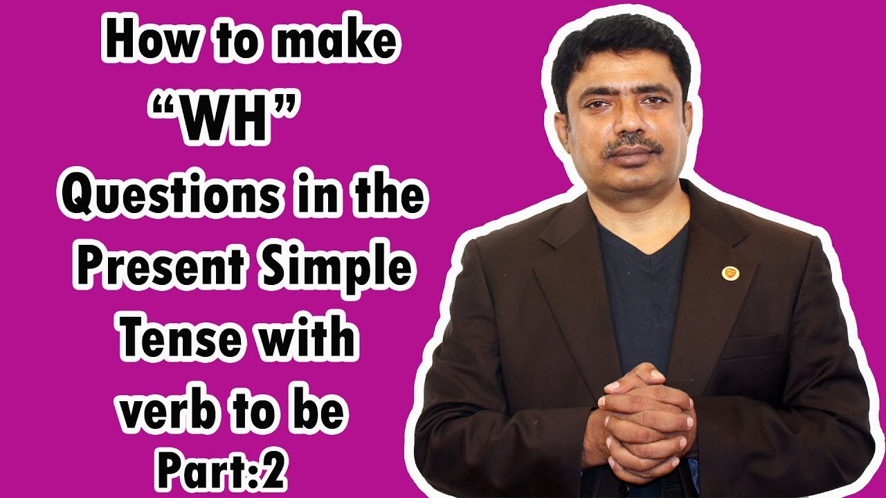 how to make wh question in spoken and writing skills| Bangla - YouTube