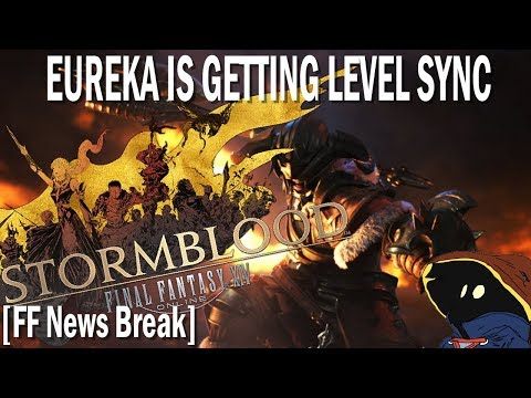Download Mp3 Ffxiv Eureka Is Getting Level Sync And More Updates